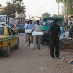 Transport in Gambia